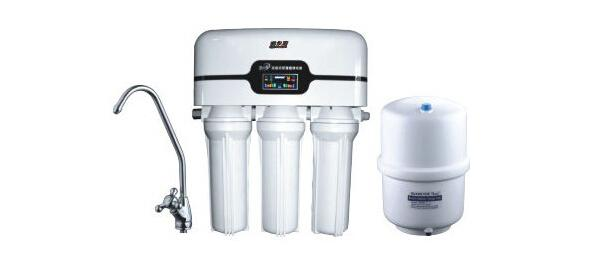 Home water purifier why the water will become smaller reasons